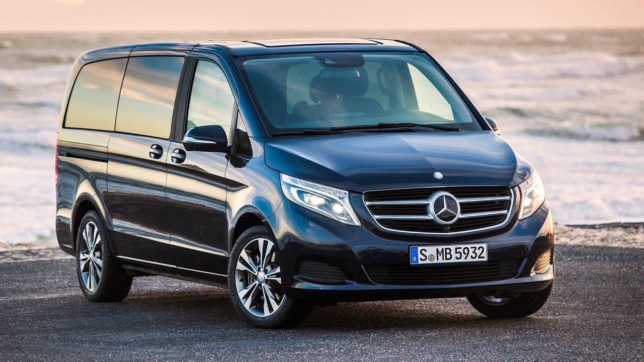 Mercedes Minivan Malpensa