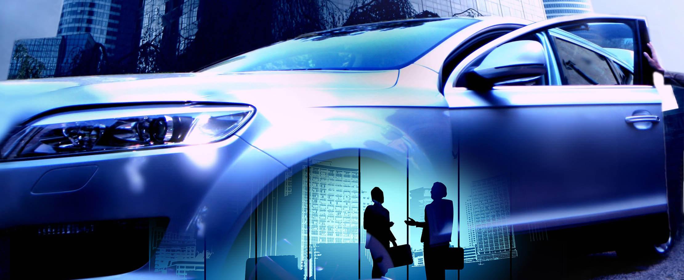 Taxi Transfer per viaggi d'affari